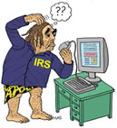 "IRS Tax code search for ""excluded income""."